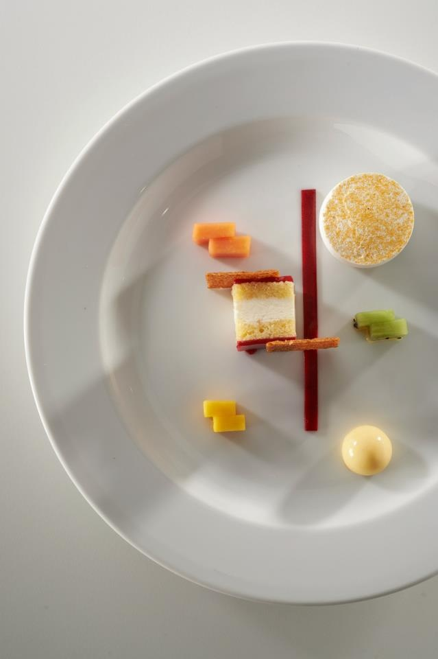 Australia - Plated Dessert