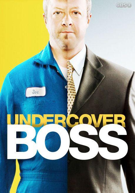 RETURNS IN JAN 2017  -    Undercover Boss (TV Series 2010– ) -  REALITY-TV