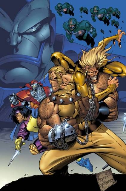 Age of Apocalypse (Story Arc) - Comic Vine...follow the link to read up on everything Age of Apocalypse.