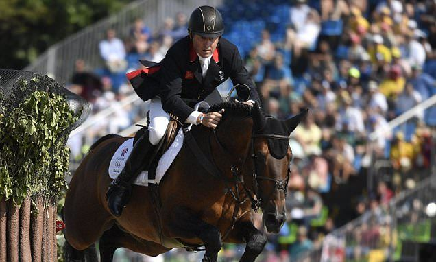 Equestrian veteran Nick Skelton on making history with Olympic gold