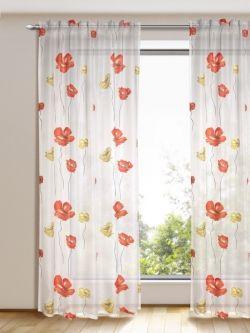 48 besten gardinen im landhausstil bilder auf pinterest ... - Küchengardinen Mit Schlaufen