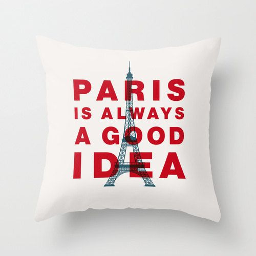 Audrey Hepburn Typography Pillow Paris Is by TheMotivatedTypeGift, Good Ideas, Audrey Hepburn Quotes, Pillows Paris, Throw Pillows, Inspiration Quotes, Paris Bedrooms, Hepburn Typography, Buy Paris