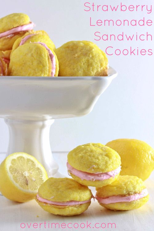 ... Cookies on Pinterest | Sandwich cookies, Pudding cookies and Sugar