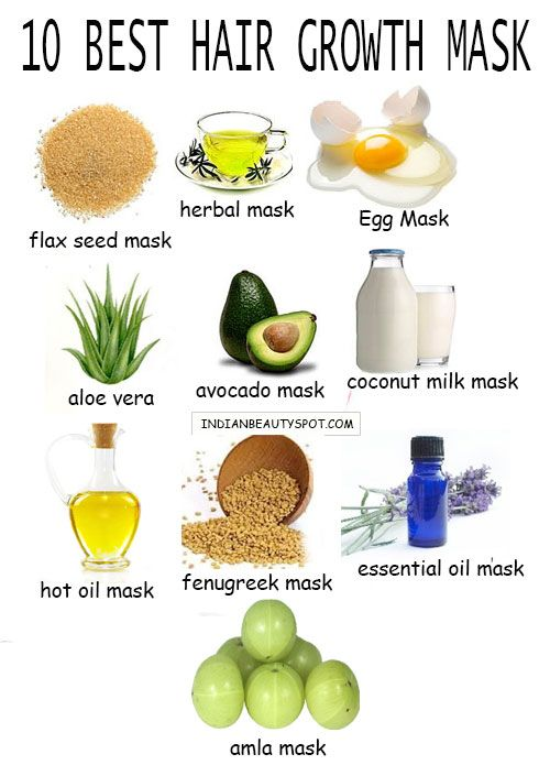 best hair growth mask - longer hair naturally - indianbeautyspot.com