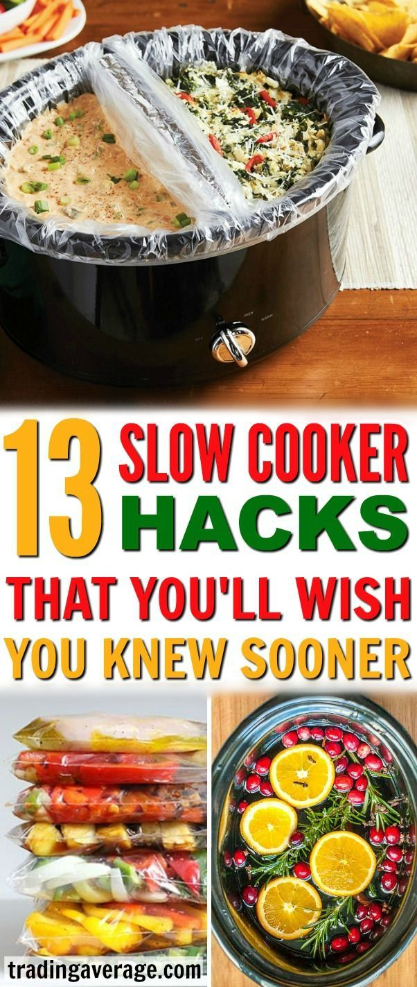 13 Slow-Cooker Hacks You Need to Know About