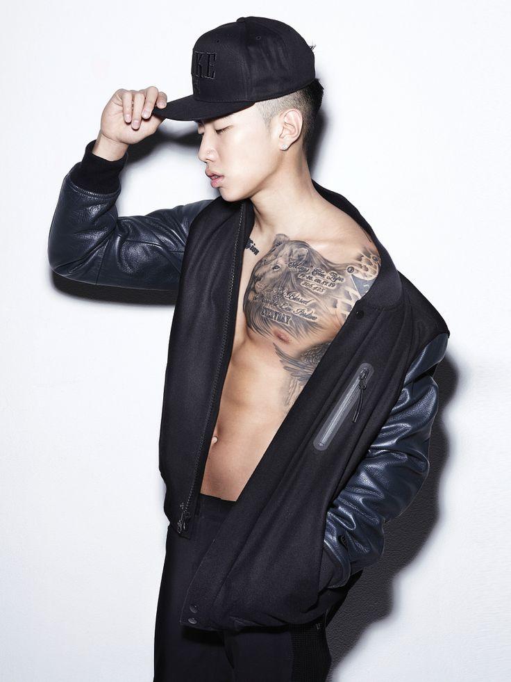 Jay Park - Oh Boy! Magazine Vol.42 | jay park | Pinterest ...