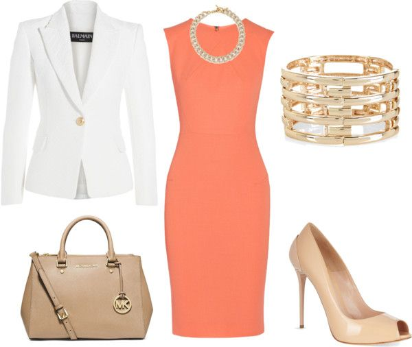 salmon color dresses 15 best outfits