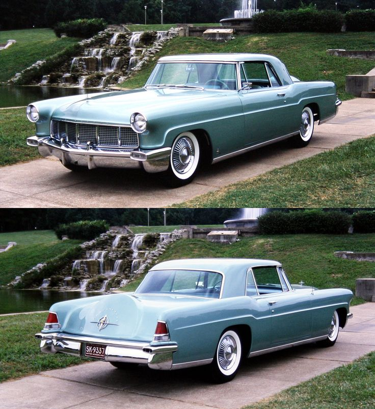 569 best Classic Lincoln, Mercury, and 1956-57 Continental Mark II ...