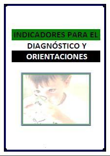 Materiales para el Inicio de curso A.N.E.A.E O N.E.E. INDICADORES PARA EL DIAGNÓSTICO Y ORIENTACIONES.