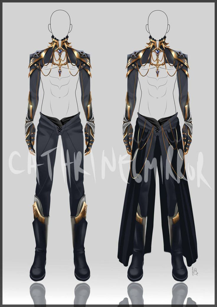 (CLOSED) Adopt Auction - Outfit 4 by cathrine6mirror