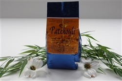 PATCHOULI     Bath Salts (750 g.)    Solar Salt with Purest of Patchouli essential oil.    A beautifully grounding scent has been known to enhance sensual perceptions.