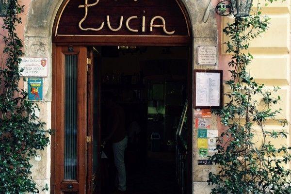 Trattoria Da Lucia - Trastevere