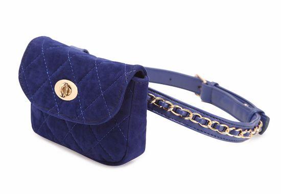 Cadena de la Cintura del paquete de Fanny Correa Bolsa bolsa de Terciopelo de Las Mujeres de moda de Bloqueo bolsa de Viaje bolsa de Cadera Bum Bag Womens Plaid Pequeño Bolso Bolsas Feminina en Paquetes de la cintura de Maletas y Bolsos en AliExpress.com | Alibaba Group