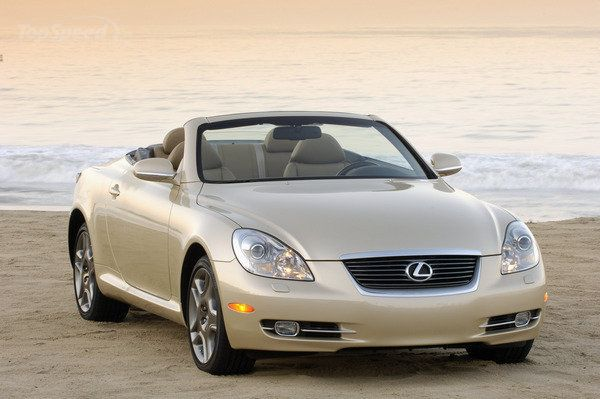 2010 Lexus SC 430 Hardtop Convertible