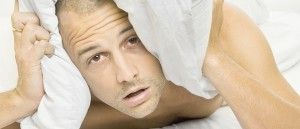 Common Working Man Concern: Stress Related Insomnia