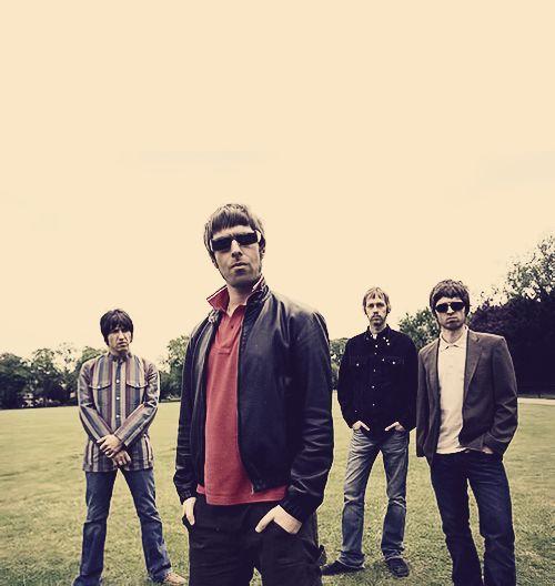 Gem, Liam, Andy, Noel