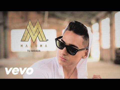 Maluma - Tu Mirada (Cover Audio) - YouTube