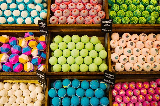 Venture Inside The Largest Lush Store In The Entire World