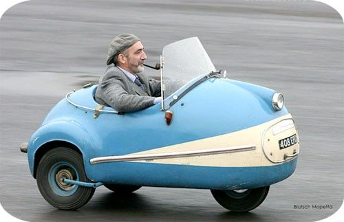 You're welcome to this funny car,I'll stick with Smart car!!!