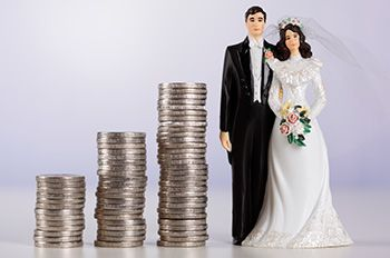 Here Comes The Bride, There Goes Your Cash - Several money-saving solutions for the wedding party and guests: https://www.wonga.ca/blog/here-comes-bride-there-goes-your-cash