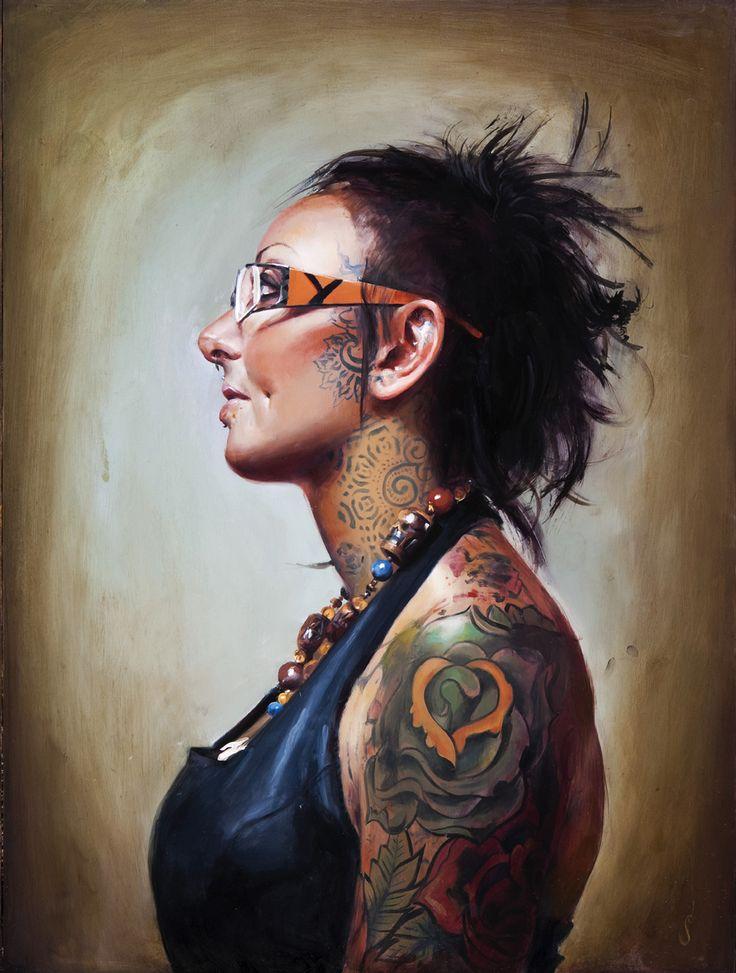 Shawn Barber Portrait of the Artist, Jo Harrison
