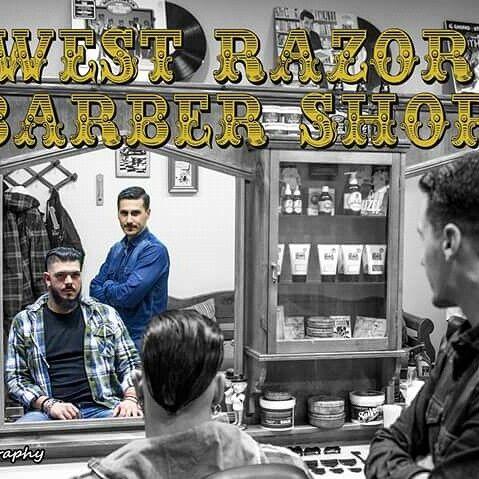 Men haircut......