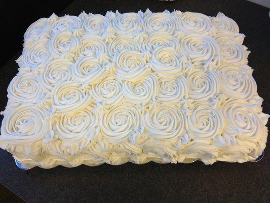 Wedding Sheet Cakes Sheet Cake Wedding Cake Cheaper