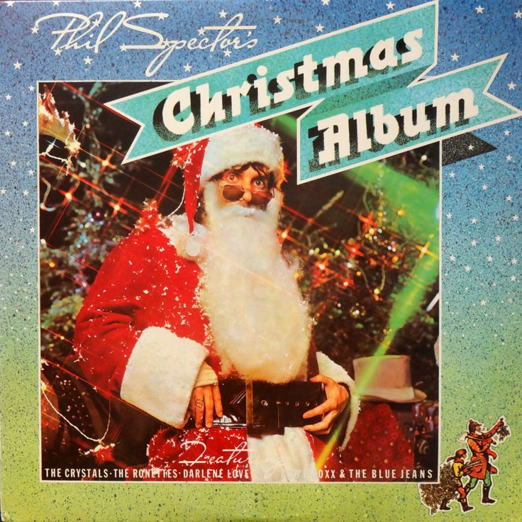 From The Stacks: Phil Spector's Christmas Album
