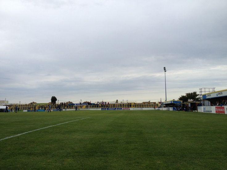 Park Lane - Canvey Island FC