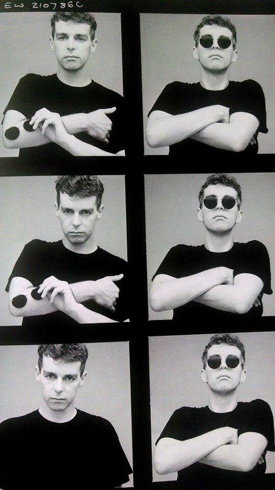 Neil Tennant, 1/2 of the Pet Shop Boys
