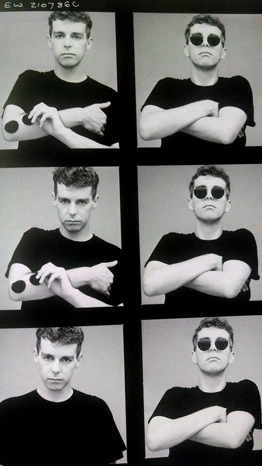 Neil Tennant [1985-1986 Periods]