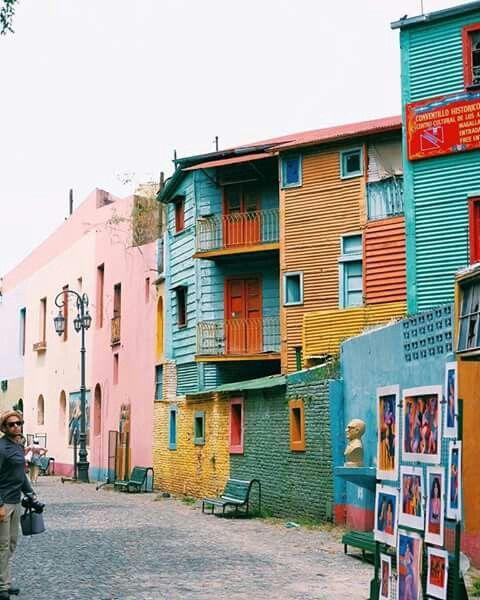 La Boca,Buenos Aires,Argentina