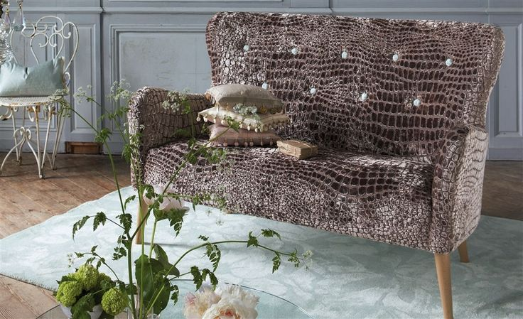 17 best images about bakio on pinterest fireplaces - Designers guild telas ...