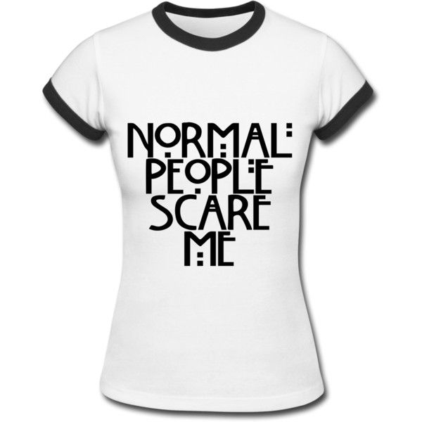 I have just designed a great Women's Ringer T-Shirt On SnapMade.com ($20) ❤ liked on Polyvore featuring tops, t-shirts, shirts, white t shirt, t shirts, sleeved shirt, white sleeve shirt and petite tee