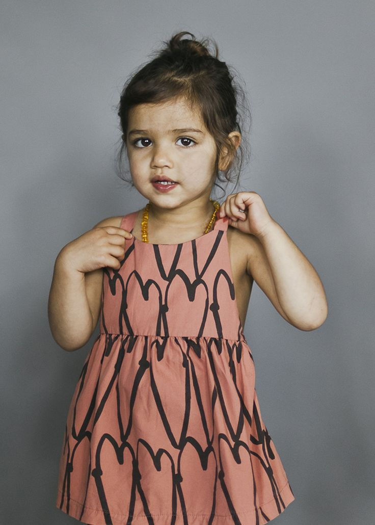 Beau LOves baby girl I Love You Dress from SS17 collection, available at Baby Dino here: http://www.babydino.com.au/brands/beau-loves.html