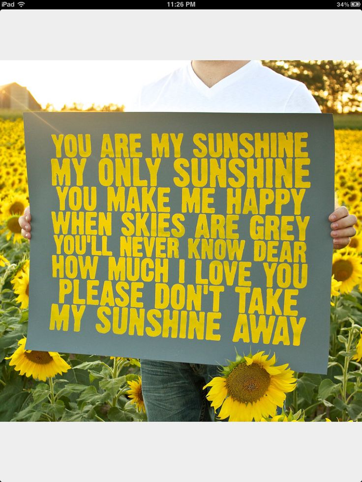 Good Morning Sunshine Letter : Best images about sunshine on pinterest keep calm