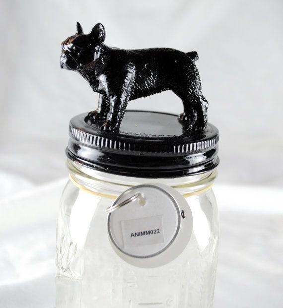 French Bulldog Decorative Animal Mason by LindseyDanielsDesign, $11.00