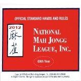 National Mah Jongg League Scorecard 2012