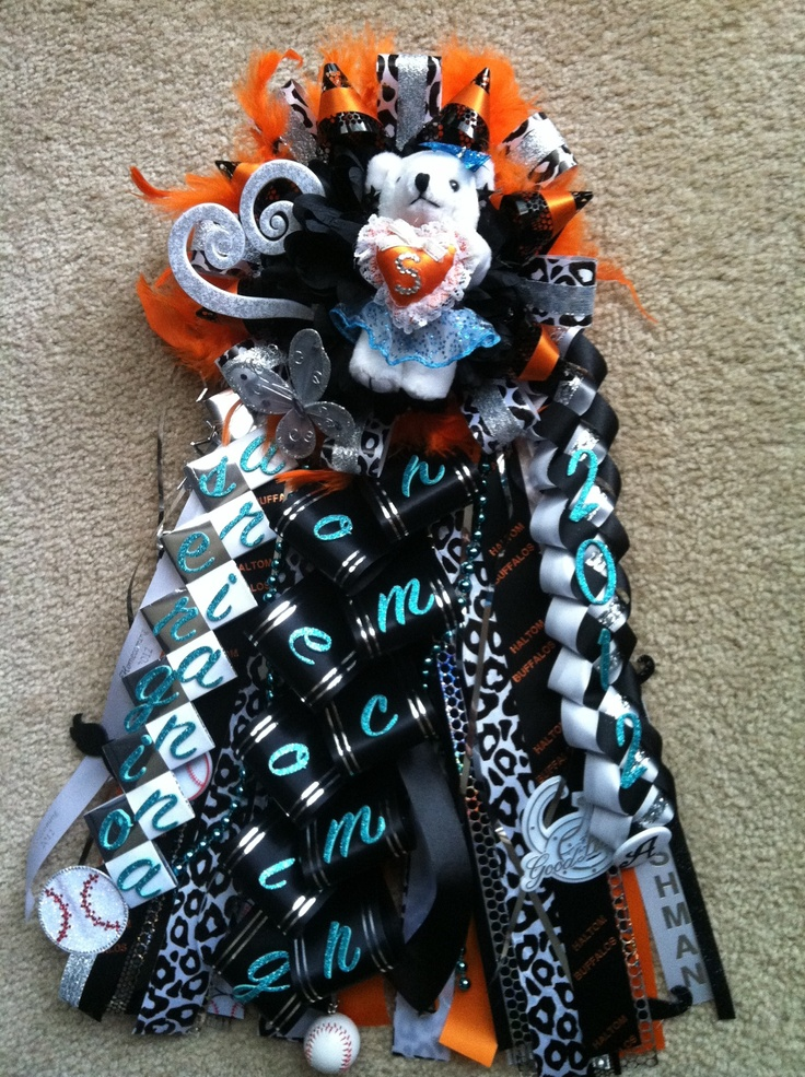 Homecoming Mum I Made