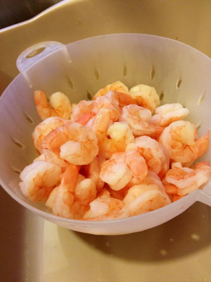 how to fix freezer burn shrimp