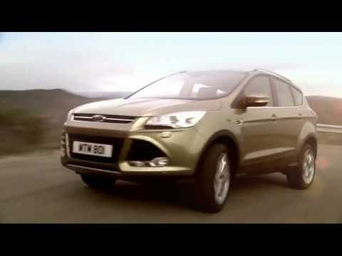 The Ford Kuga is available now at Essex Ford in Basildon, Billericay, Lakeside, Rayleigh and Southend. And probably wherever this TV ad was shot. Spain? Portugal? Doesn't look like Essex to us.