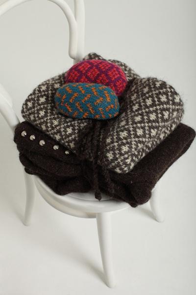 Faroese knitting patterns. www.jorunhognesen.com