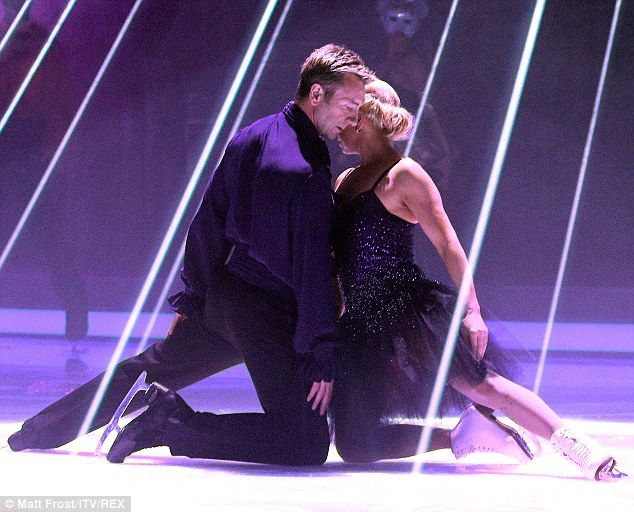 Revisiting a classic: Jayne Torvill and Christopher Dean dancing the Bolero on Dancing On Ice March 2014