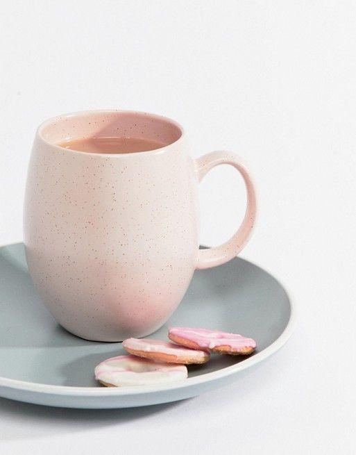 AFFILIATELINK   Stradivarius   Stradivarius – Tasse in pink, skandinavisch, d …   – Küche   DIY, Deko und Einrichtung