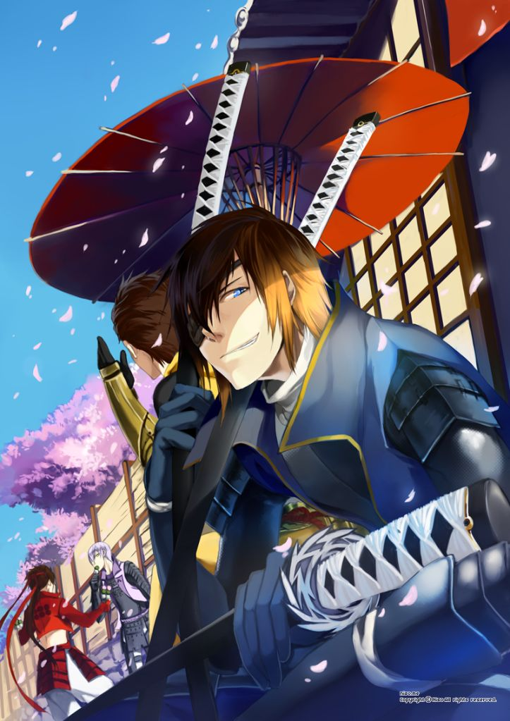 Date Masamune, Tokugawa Ieyasu, Yukimura Sanada