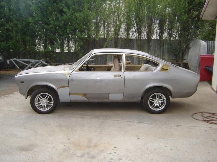 Isuzu Gemini Coupe
