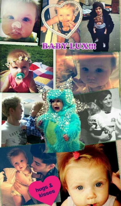 Baby lux!!! Happy birthday