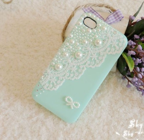 Lace case, wooo