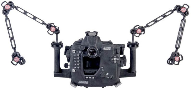 Aquatica housing for the Nikon D5 camera is now available!