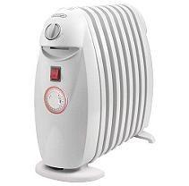 Delonghi Safeheat Electric Oil-Filled Radiator